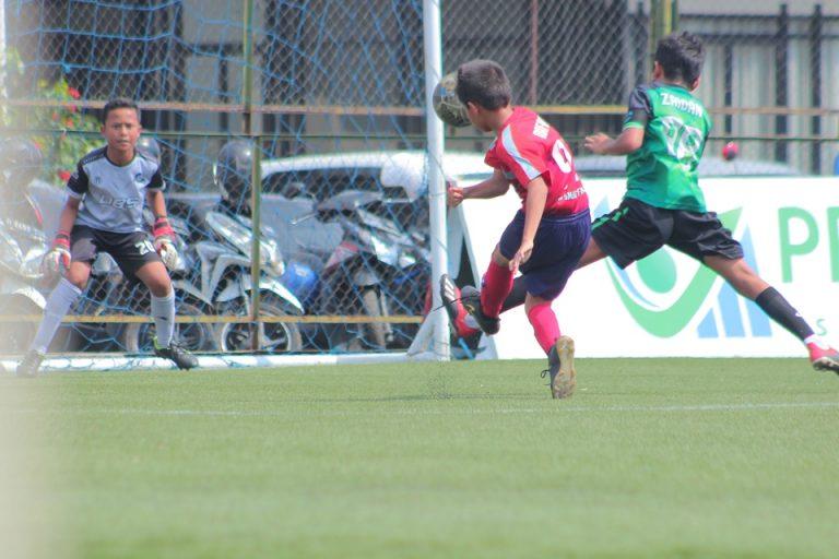 Menang Tipis Atas Jaguar, DBS Soccer Academy U-12 Nyaman di Papan Atas