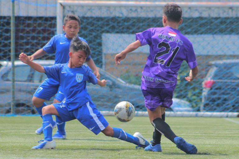 Dua Laga Bemo FC di B'League KU 12 Berakhir Remis