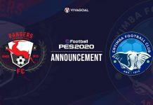 PES 2020 Jalin Kerjasama Eksklusif dengan Dua Tim Besar Nigeria, Siapa?