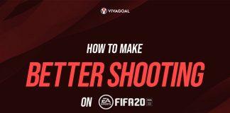 Cara Memaksimalkan Tembakan di Game FIFA 20