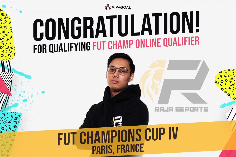 Pro Player asal Indonesia Resmi Mentas di Turnamen FIFA Berskala Internasional!