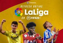 Daftar Pemain LaLiga yang Mendapatkan Penyegaran Rating di FIFA 20