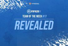 Dua Debutan Hadir dalam Team of the Week Pekan 17 FIFA 20