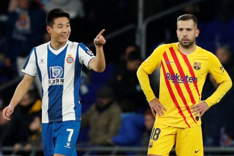 Bintang Espanyol Asal Tiongkok Ini Dinyatakan Positif Corona