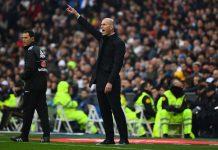 Zidane Belum Tahu Kapan Hazard Bisa Kembali Main