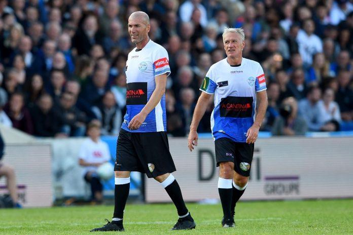 Zidane Deschamps 2