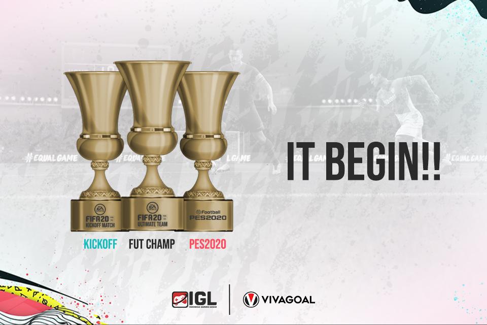 Indonesia Gaming League Luncurkan Tiga Turnamen Game Sepakbola Terbesar se-Indonesia