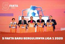 5 Fakta Regulasi Baru Liga 1