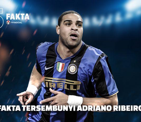 5 Fakta Mencengangkan Tentang Adriano Ribeiro