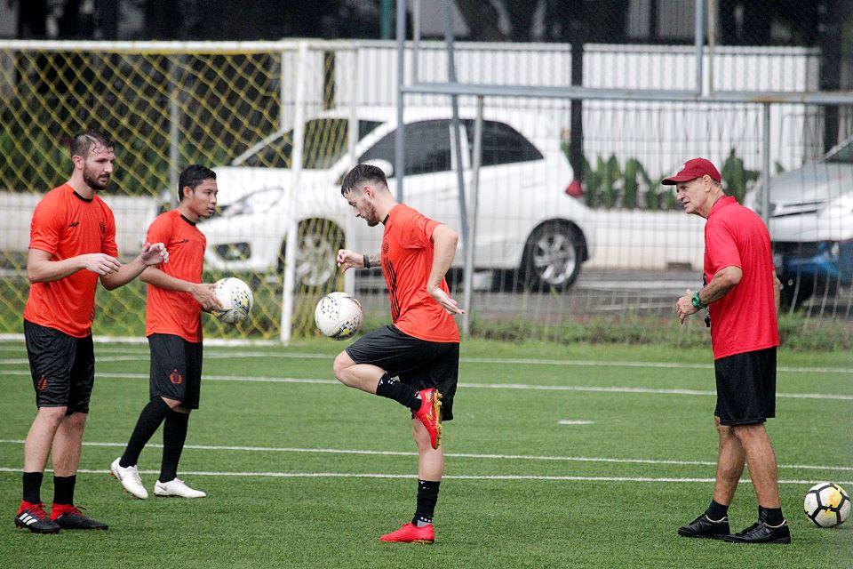 Alihkan Fokus ke Liga 1 2020, Marc Klok Enggan Bersedih Lama-Lama