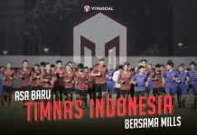 Asa Baru Timnas Indonesia Bersama Mills