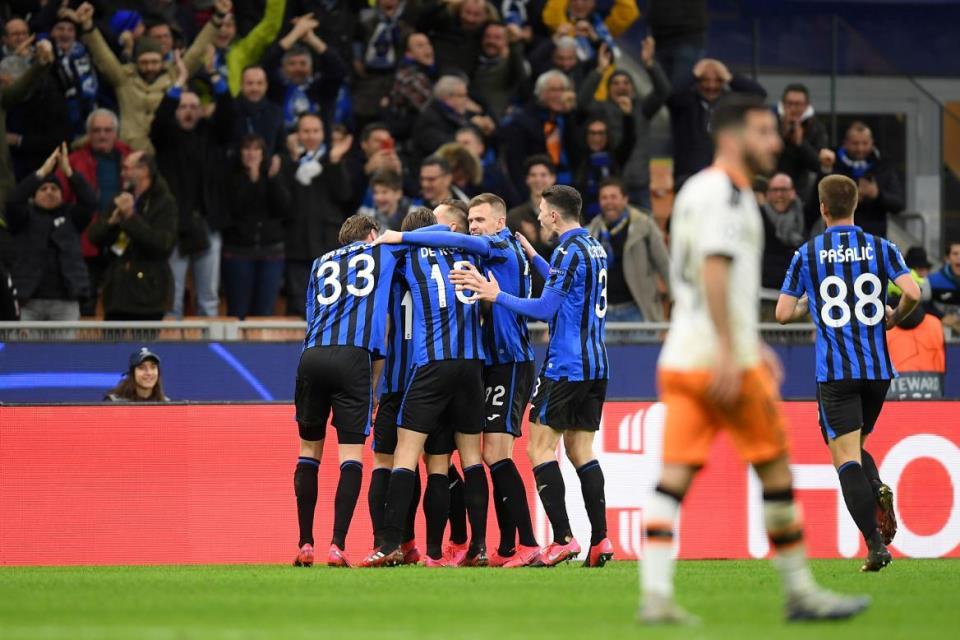Bantai Valencia 4-1, Satu Kaki Atalanta Di Perempatfinal