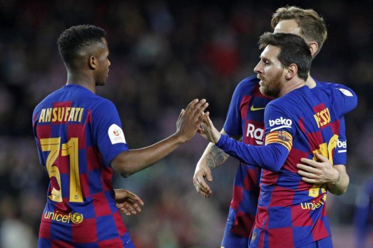 Prediksi Barcelona Vs Levante: Misi Barcelona Pangkas Jarak