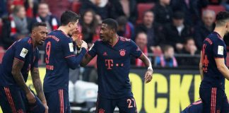Perlahan Namun Pasti, Bayern Kembali Puncaki Bundesliga