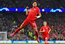 Bayern Munchen UCL