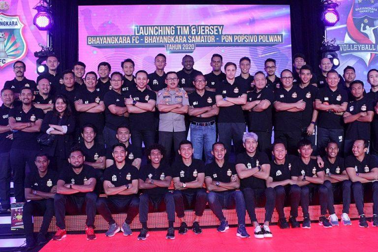 Target Besar Bhayangkara FC untuk Liga 1 2020