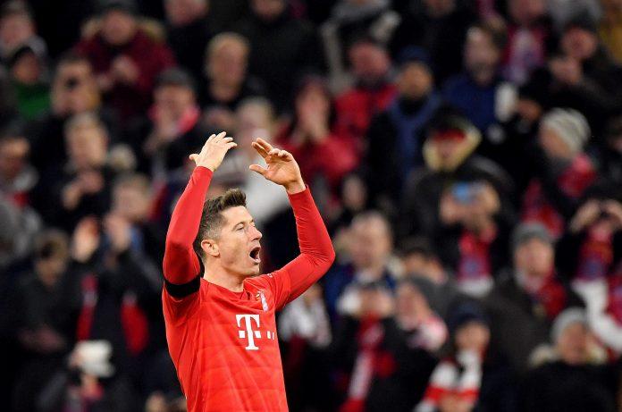 Bikin 9 Gol Tandang Di Liga Champions, Lewandowski Samai Rekor Ronaldo