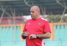 Bojan Hodak Pelatih PSM Makassar