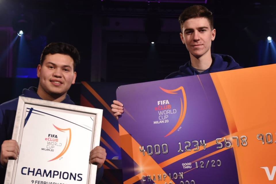 Compexity Gaming Juarai FIFA eClub World Cup 2020 Milan!