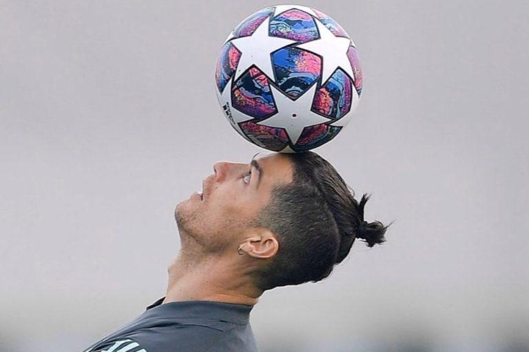 Usai Rawat Ibunya Stroke, Ronaldo Kembali Ikut Latihan