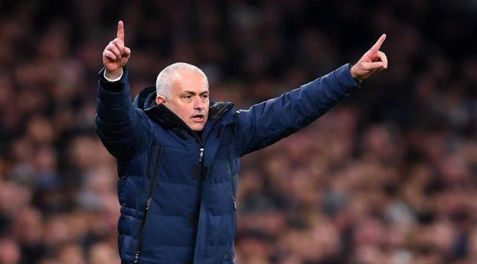 Cuma Kalah 1-0, Mourinho Sebut Kans Tottenham Lolos Sangat Besar