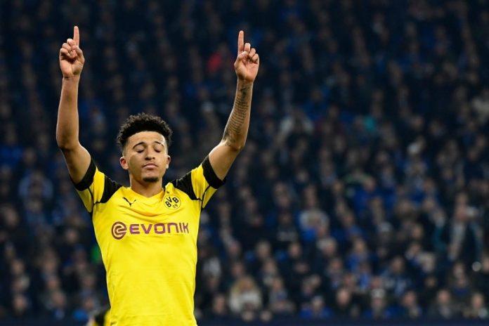 Hengkang dari Dortmund, Jadon Sancho Merapat ke MU di Musim Panas