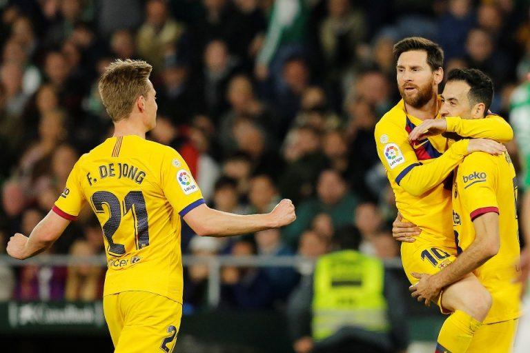 De Jong: Messi Bikin Permainan Jadi Lebih Mudah