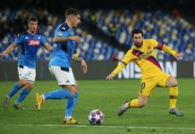 Dielu-elukan Fans Napoli, Maradona Messi Tak Bisa Jadi Legenda Di San Paolo