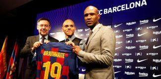Dipagari Klausul Rp 4,47 T, Inilah Kehebatan Striker Anyar Barcelona, Martin Braithwaite