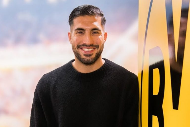 Gelandang Dortmund Ungkap Alasan Menolak Man United Januari Lalu