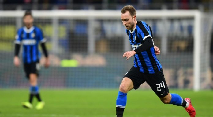 Eriksen Belum Bersinar di Inter Milan, Cauet Dia Bukan Pesulap