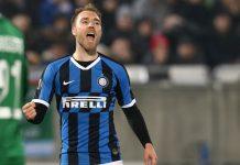 Eriksen Cetak Gol Perdana Di Inter, Begini Reaksi Conte