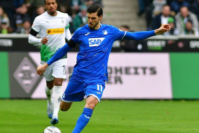 Gelandang Muda Hoffenheim Masuk Dalam Bidikan Tiga Klub Inggris
