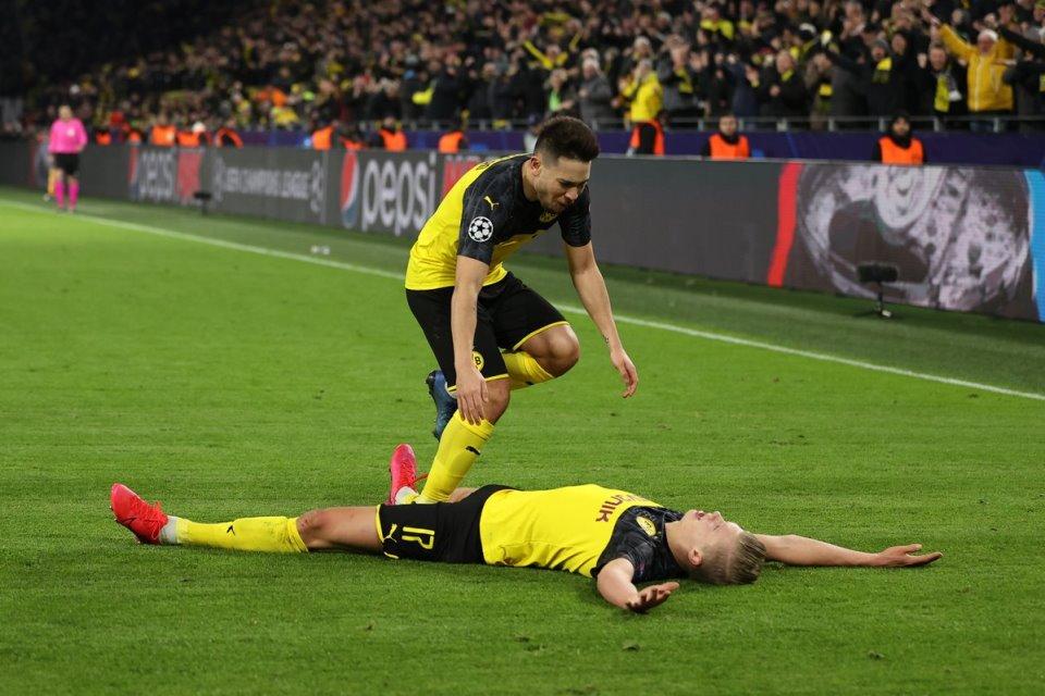 Haaland Catatkan Rekor Baru Di Liga Champion