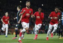 Hajar Club Brugge, Man United Catatkan Kemenangan Terbesar Sejak Ditinggal Fergie