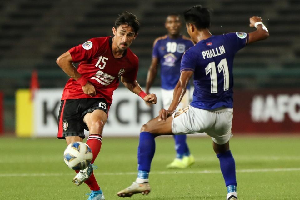 Hasil Laga AFC 2020, Bali United Keok dari Svay Rieng FC
