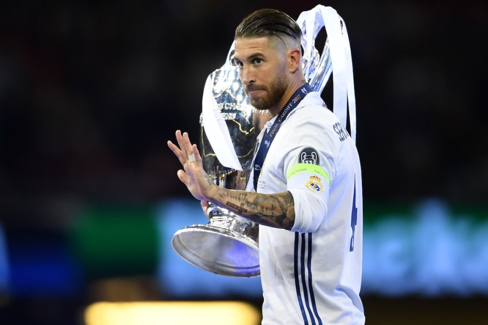 Hierro Sebut Sergio Ramos Bukan Sembarang Bek