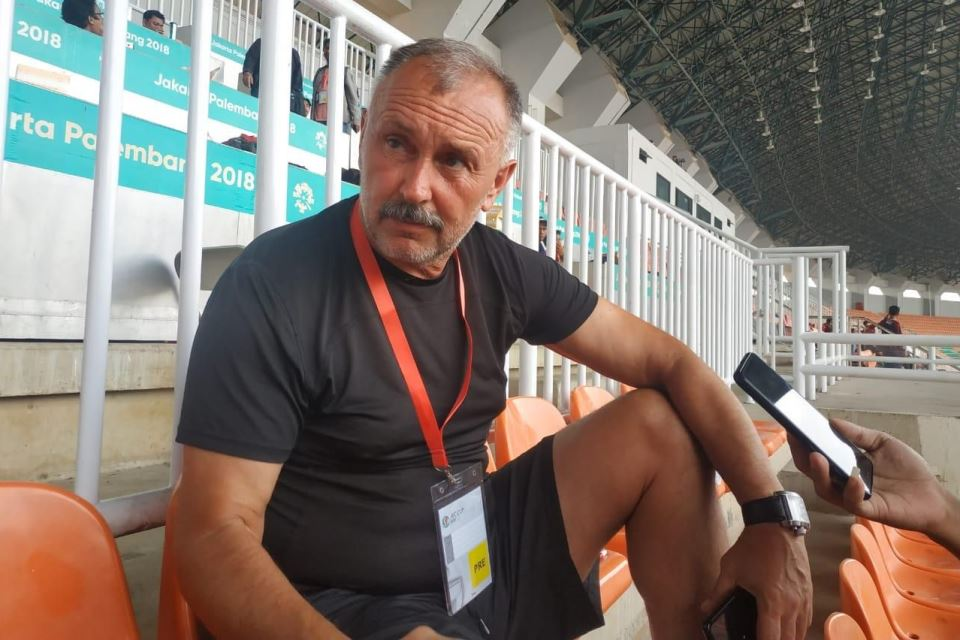 Pelatih Tira-Persikabo Belum Tentukan Starting Line-up Tim kontra Arema, Kenapa?
