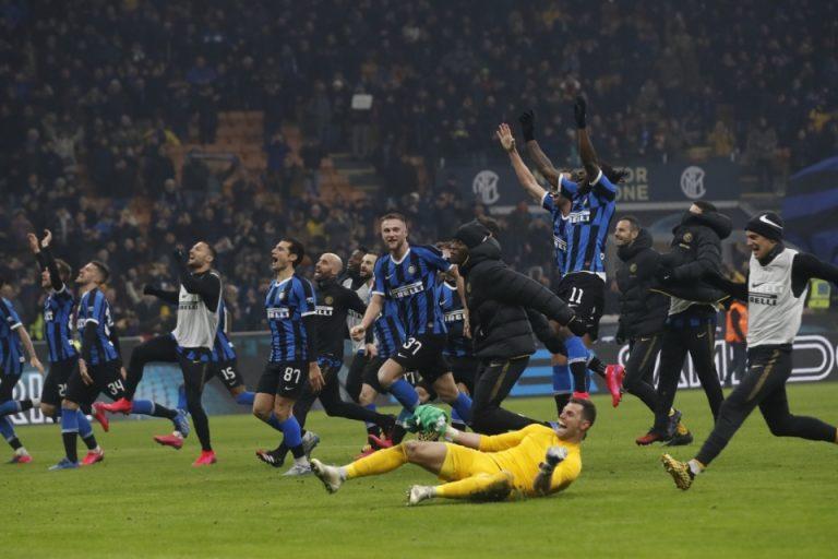 Kudeta Juventus, Inter Pantang Jemawa