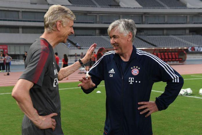 Iwobi Sebut Ada Kemiripan Antara Wenger Dengan Ancelotti