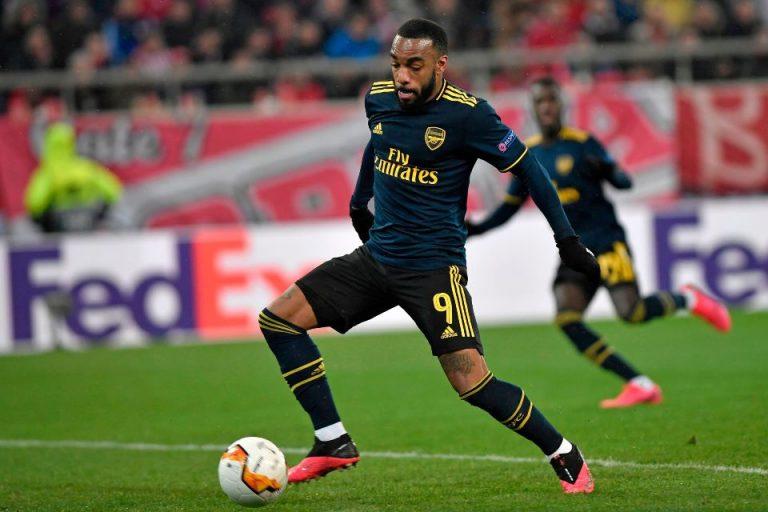 Arsenal Berusaha Tukar Lacazette dengan Thomas Lemar