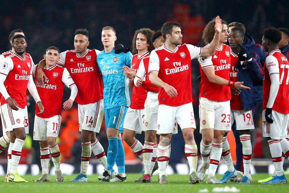 Arsenal Mulai Kehilangan Ambisi Juara