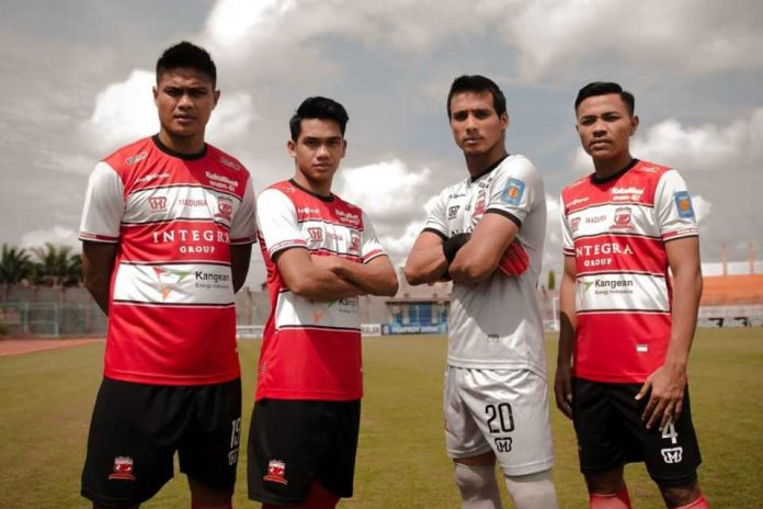 Tim Pelatih Madura Yakin Punggawanya Latihan Secara Profesional Selama Di Rumah