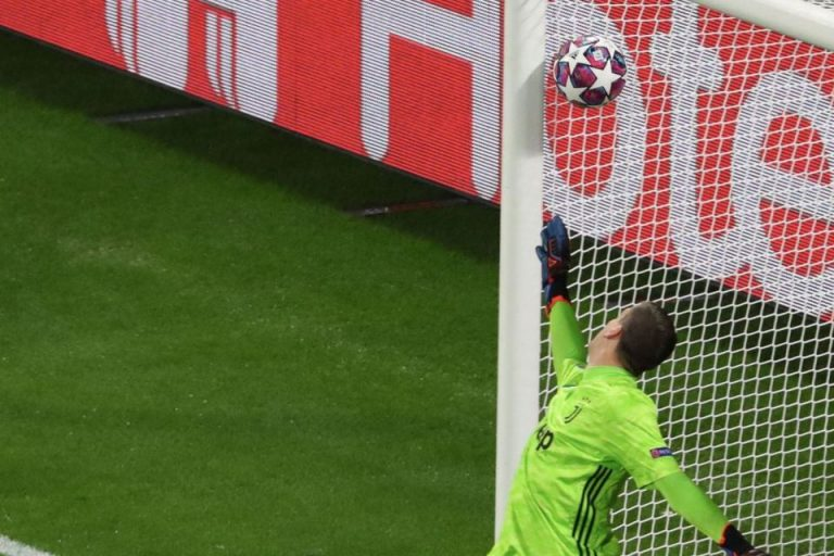 Kekalahan dan Kegagalan Sarri Ball Ala Juventus