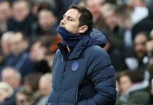 Cara Frank Lampard Atasi Tekanan di Liga Inggris