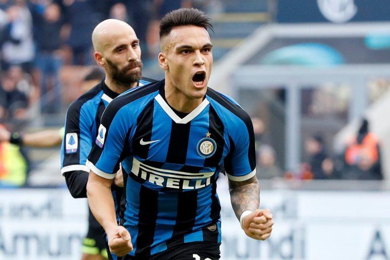 Barcelona Bidik Lautaro, Inter: Tukar dengan Griezmann!