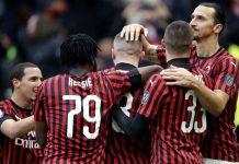 Seluruh Pemain dan Staf AC Milan Negatif Covid-19