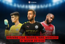 Lima Bintang Liga Inggris yang Meredup Musim 2019/20, Siapa Saja?