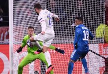 Lyon vs Juventus
