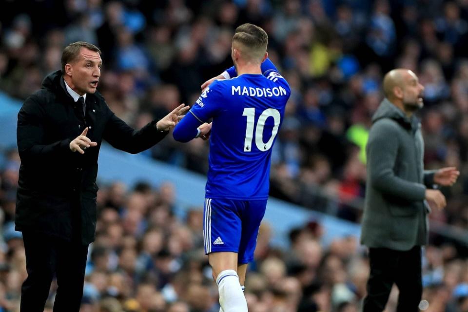 MU Gigit Jari Usai Maddison Segera Teken Kontrak Baru di Leicester
